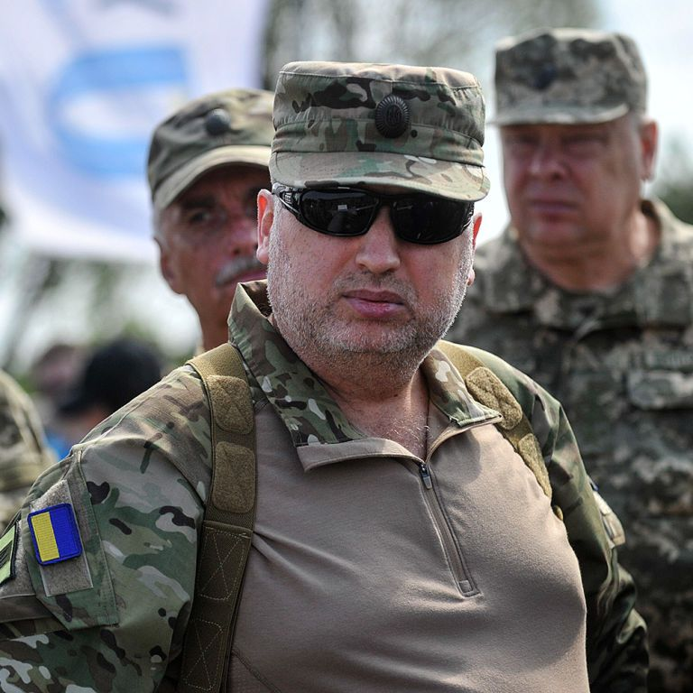 Украина не поставляла оружие и военные технологии в КНДР – Турчинов
