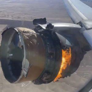 Вправність пілотів і молитви пасажирів: як у США відбувалася екстрена посадка Boeing 777