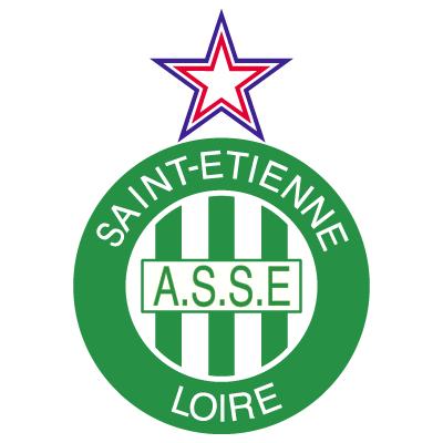 Емблема ФК «Сент-Етьєн»