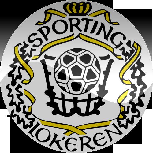 Эмблема ФК «Локерен»