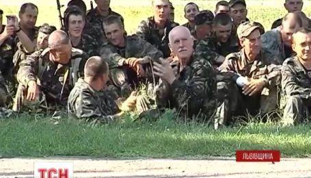 На Яворивском полигоне впервые за несколько месяцев прекратили стрелять