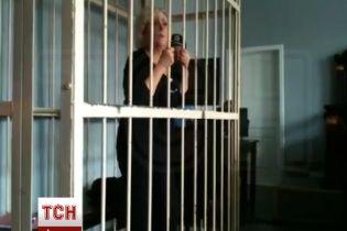 Нели Штепа на суде со слезами на глазах рассказала об ужасном содержании в плену
