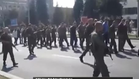 Боевики утверждают, что имеют больше пленных, чем объявлено официально
