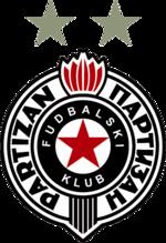 Эмблема ФК «Партизан Белград»