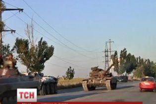 """Бойовики стягують техніку та готують прорив визволеного Лисичанська - комбат """"Луганська-1"""""""