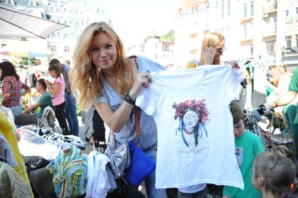Lilu распродала на барахолке подарки от Владислава Ващука