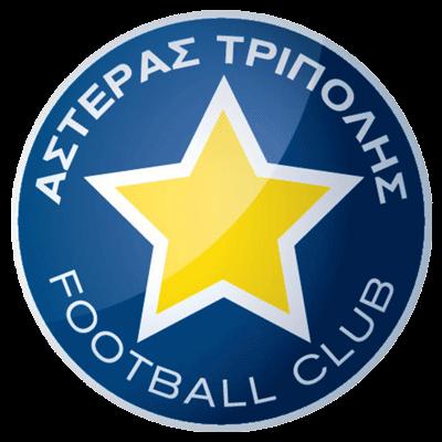 Емблема ФК «Астерас Тріполі»