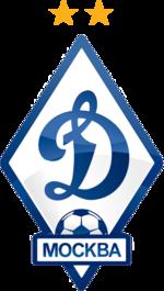 Эмблема ФК «Динамо Москва»
