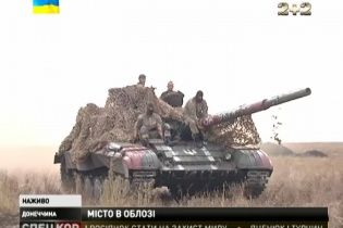 Российские войска отступили подальше от Мариуполя к Новоазовску