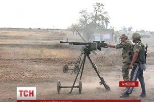 """Батальйон """"Фенікс"""" за день навчань виконує річну норму пострілів із кулеметів і автоматів"""