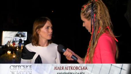 Лілія Літковська продовжує одягати російську співачку Йолку