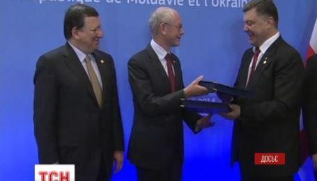 Порошенко вніс до парламенту проект закону щодо ратифікації Угоди про Асоціацію з ЄС