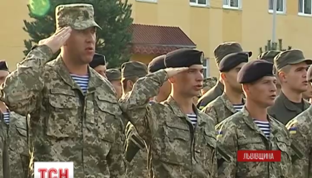 На Львовщине стартовали международные военные учения