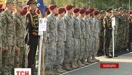 """На Львовщине начались международные военные учения """"Быстрый трезубец"""""""