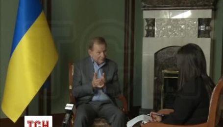 Кучма рассказал подробности минских договоренностей
