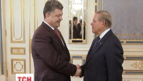 Американский сенат рассмотрит вопрос предоставления Украине оружия