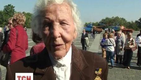 У Києві ветерани прийшли на марш миру