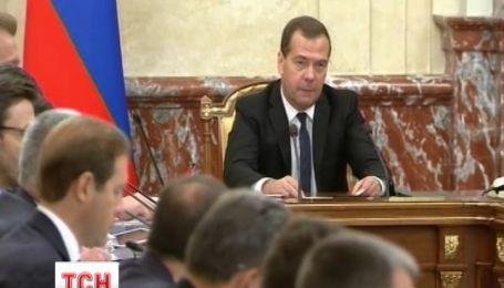 Россия введет пошлины для украинских товаров