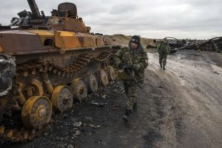 Противник готовится к штурму Авдеевки и атакует Дебальцево. Карта АТО