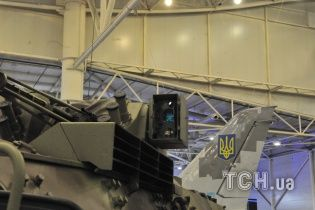 Вже в перший день виставки зброї у Києві вітчизняні виробники отримали замовлення