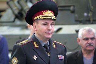 Гелетея призначили начальником охорони Порошенка