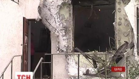 В Харькове ночью прогремели два взрыва, пострадавших нет