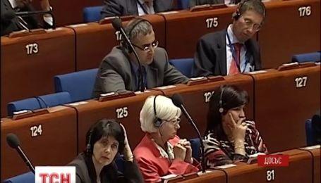 Украинский вопрос станет ключевым на сессии Парламентской Ассамблеи Совета Европы