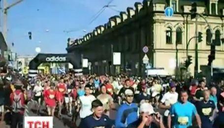 Четвертый международный полумарафон в Киеве достиг рекорда