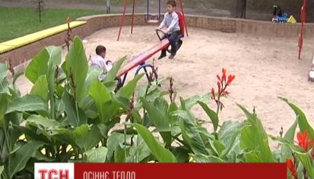 Теплая и сухая погода будет радовать украинцев до 10 октября