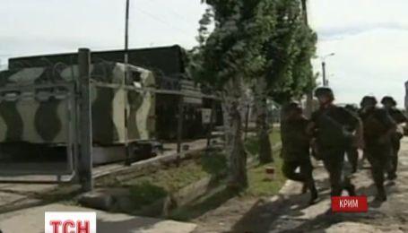 В российскую армию уже этой весной пойдут призывники оккупированного Крыма и Севастополя