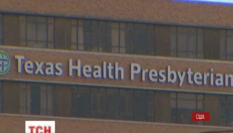 У США зафіксували перший випадок зараження лихоманкою Ебола