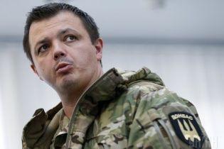 """Батальон """"Донбасс"""" присоединяется к блокированию гуманитарных грузов на оккупированные территории"""