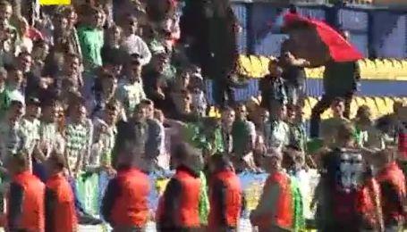 Олимпик - Карпаты - 1:0. Видео матча