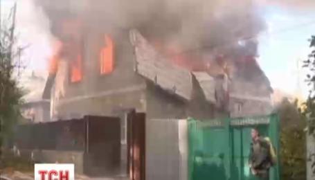 В Донецке украинцам удалось отразить все атаки террористов