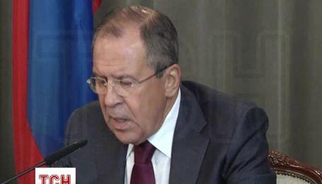 Лавров увидел позитив в ситуации в Украине