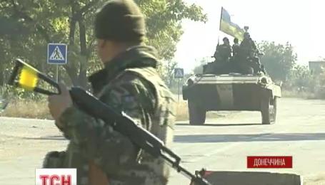 """Украинские военные арестовали заместителя командира штаба так называемого """"ополчения ДНР"""""""