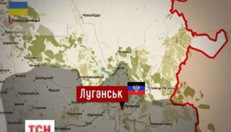 Президент Украины Петр Порошенко сегодня посетит Луганщину