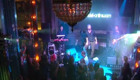 """Российская группа """"Токио"""" выступила на модной киевской вечеринке"""