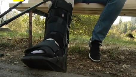Динамівець Макаренко розповів про свою травму та режим відновлення