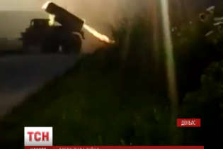 Боевики обвиняют в обстрелах российских военных и хотят объединиться с украинцами