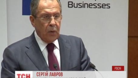 Росія не виконуватиме вимоги Заходу, необхідні для скасування санкцій
