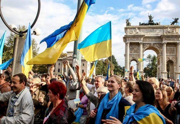 Работа в италии для украинцев 2016