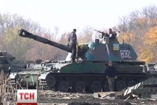 Артилеристи 93-ої бригади виграють затяжну дуель у ворога за донецький аеропорт