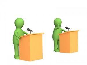 Дебати у віртуальному світі