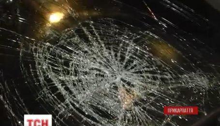 В Ивано-Франковске на пешеходном переходе легковушка сбила 30-летнюю женщину