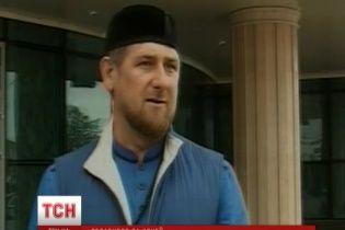 """Кадыров пожаловался на немецкую власть, которая """"обидела"""" его элитных скакунов"""