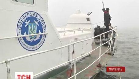 В Азовском море пропали трое рыбаков