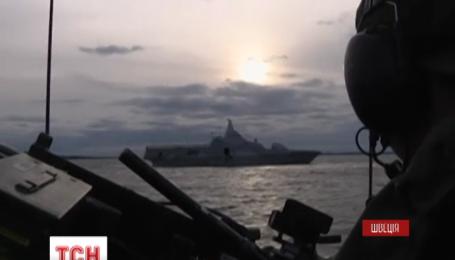 Швеція наполегливо шукає в своїх водах російську субмарину