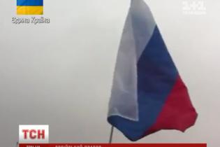 Понад 50 людей намагаються прорватися до будівлі консульського відділу посольства РФ у Києві - ЗМІ