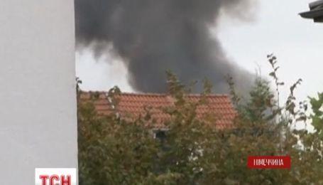 У Німеччині вибухнув газогін «Газпрому»